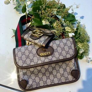 Gucci NWOT Monogram Shoulder Bag & wallet